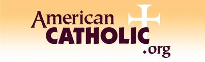 American Catholic Online masthead