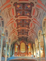 Arches and Choir Loft