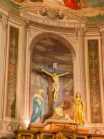The Crucifixtion -- Main Altar